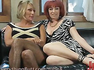 wicked lesbo mother i booty play