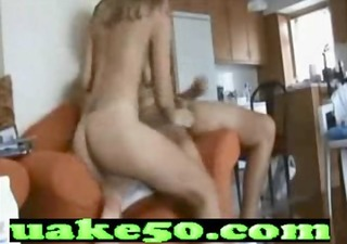 cheating wife a-hole fucked on real homemade -