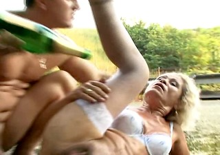 champagne craves &; granny butt fantasies