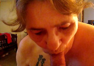 prostate massage and blow job
