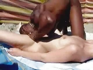 mommy fucking on the beach