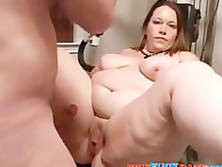 home filming very anal overweight wife