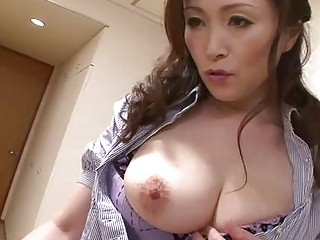 breasty asian mother i