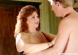 breasty big beautiful woman gets fucked in hotel