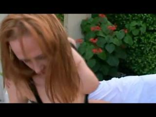 obese redhead mother i julie simone is hot and