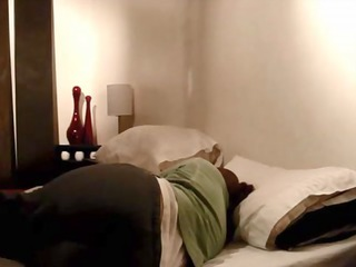 amateur chubby milf drilled on real homemade