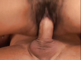 unshaved aged indian aunty sucks bonks and