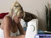 hot sexy large tits mamma receive hardcore bang