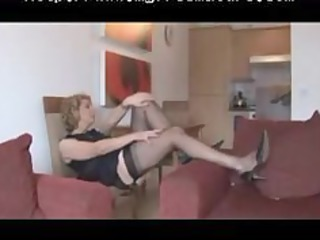 granny fully fashioned stockings and lingerie