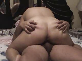 my bbc obese wife on top