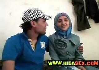 hijab sex arabe