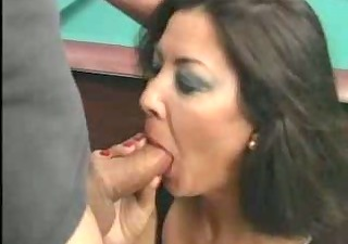 older wifes cheat with the same cock