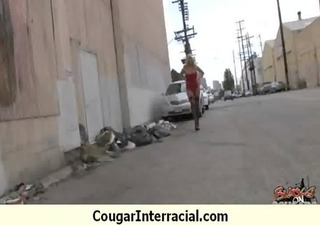 cougar pounce on darksome dick 34