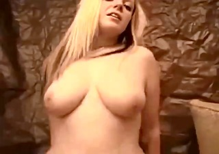 non-professional plump gets fucked on homemade