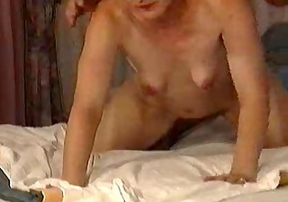 hairy mature turkish woman with petite empty