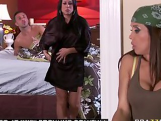big tit mother i dark brown pornstar housekeeper