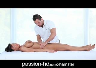 puremature lisa ann office massage gangbang