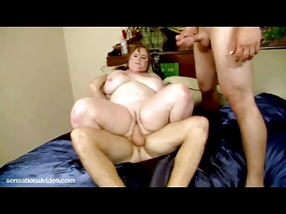 huge tit d like to fuck acquires plump pussy