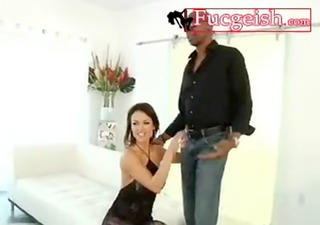 interracial gang gangbang for large tit mom slut