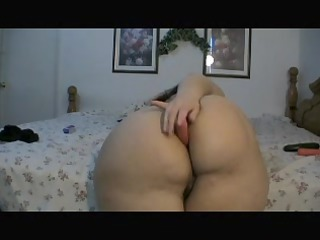 large butt bulky milf