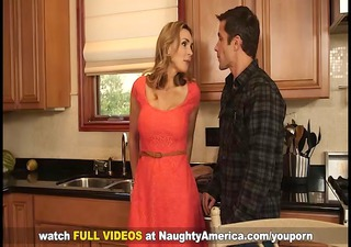 busty blonde british cougar tanya tate takes