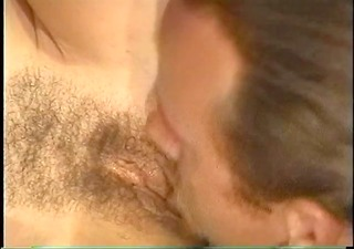 breasty dark brown keisha receives her hairy